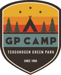 GP CAMP TSUGUKOGEN GREEN PARK SINCE 1990