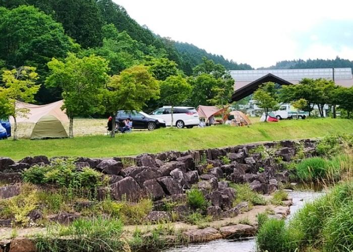 (3)ソロキャンプサイト