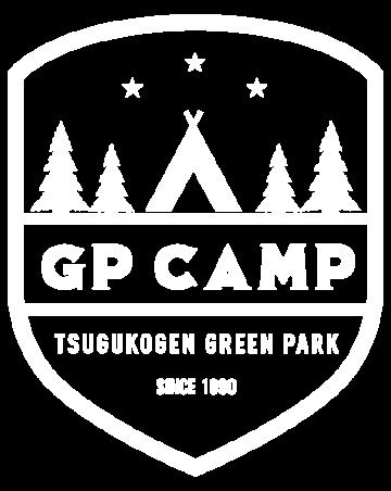 GP CAMP TSUGUKOGEN GREEN PARK SINCE 1990